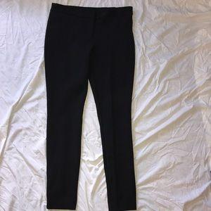 Express skinny pants in black size 6